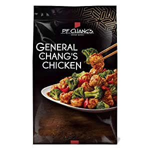 P.F. Chang's Home Menu General Chang's Chicken Skillet Meal, Frozen Meal, 22 OZ