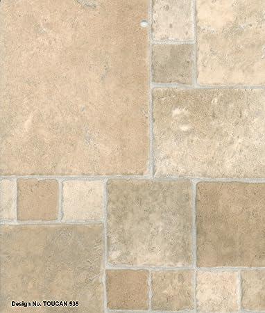 Amazon 0535 Toucon 38 Mm Thick Stone Tile Effect Anti Slip