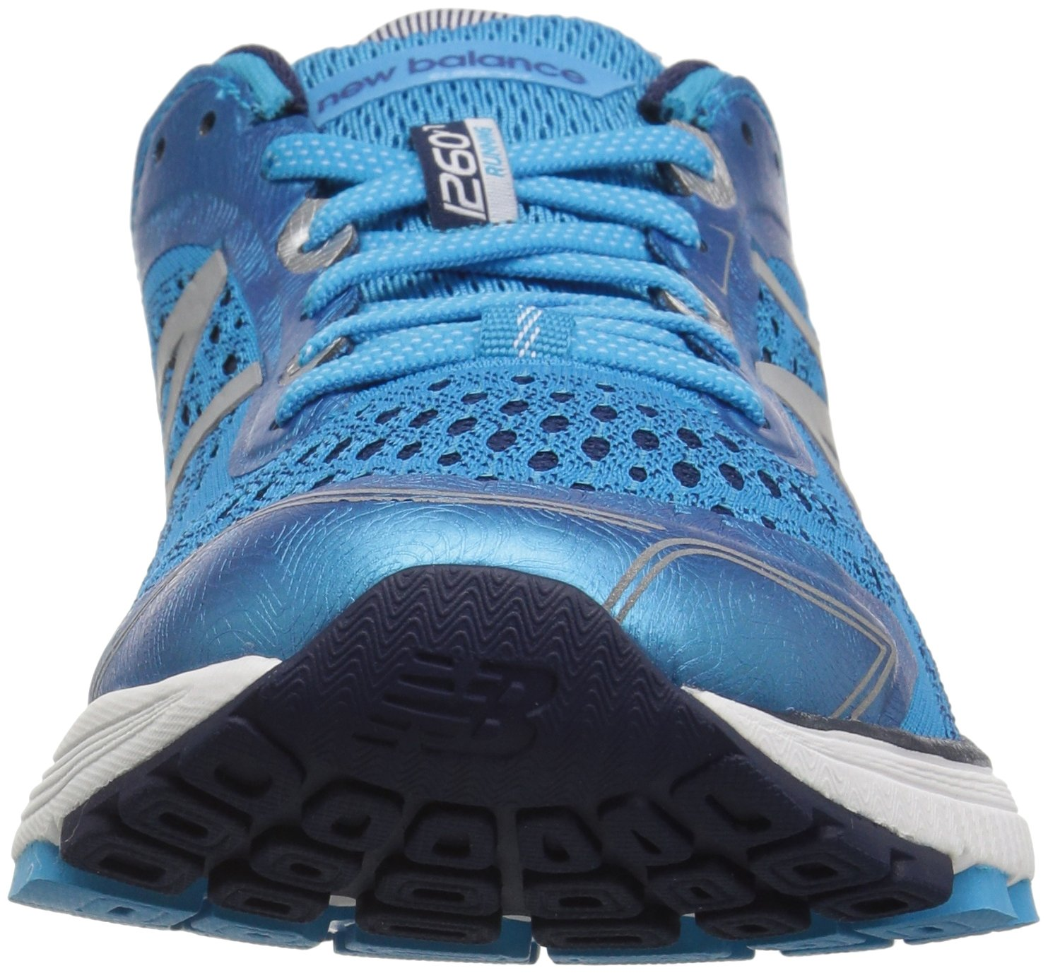 New Balance Women's 1260v7 Running Shoe B07527Z4ZZ 9 2A US|Bright Blue