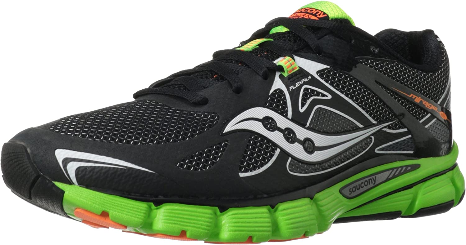 Saucony Men s Mirage 4 Running Shoe