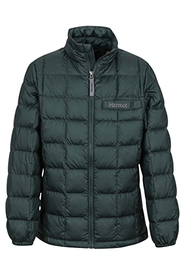 Image Unavailable. Image not available for. Color  Marmot Ajax Boys  Down  Puffer Jacket ... 98ac94d61