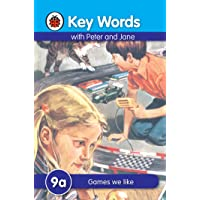 Ladybird Key Words: 9a Games We Like