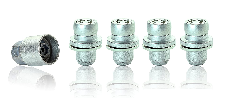 las tuercas de bloqueo de rueda LR-DISC3 La tuerca de la rueda de bloqueo STILBLOCK HEYNER M14x1,5