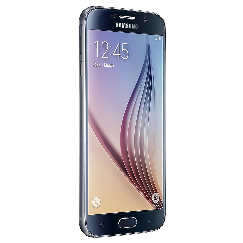 Flot Amazon.com: Samsung Galaxy S6, Black Sapphire 32GB (Verizon FT-11