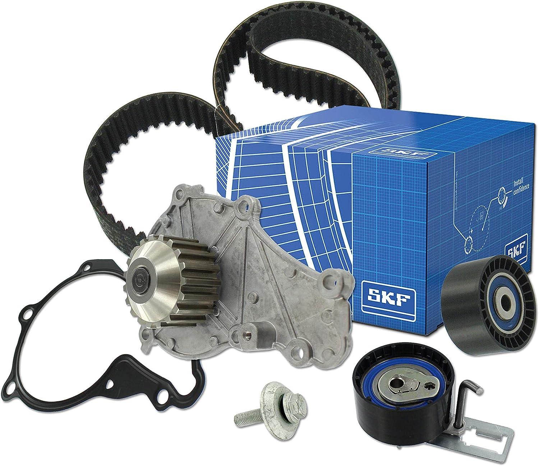 Skf Vkmc 03316 Wasserpumpe Zahnriemensatz Auto