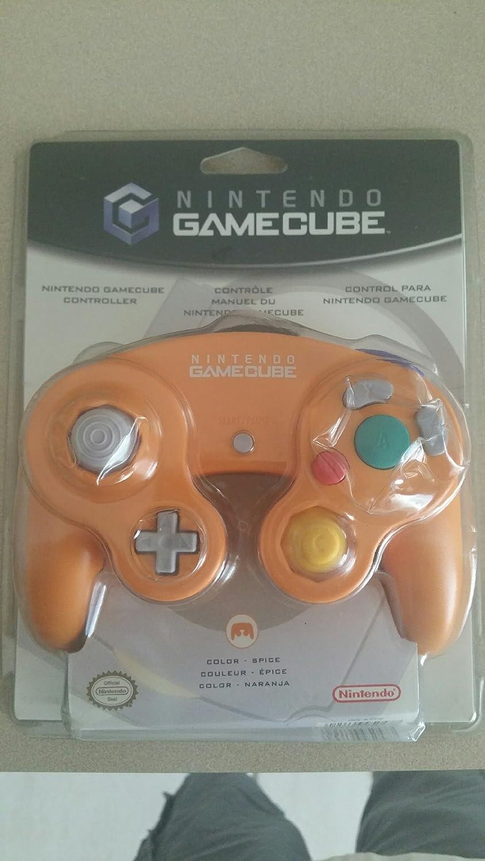 GameCube Controller - Spice Orange by Nintendo: Amazon.es: Videojuegos