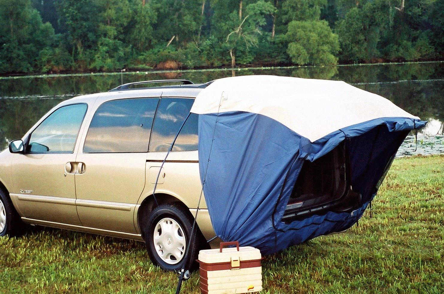 The Best Suv Tents For Camping Sleeping With Air
