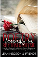Poetry Friends In Rhythm & Rhyme Kindle Edition