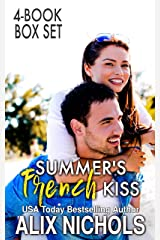 Summer's French Kiss - 4 hot and funny romance novels set in France