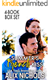 Summer's French Kiss: 4 hot and humorous reads set in France