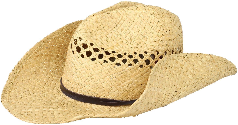 San Diego Hat Company Womens Raffia Cowboy Hat