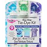 Tulip Tie Fabric Dye Kit, Moody Blues