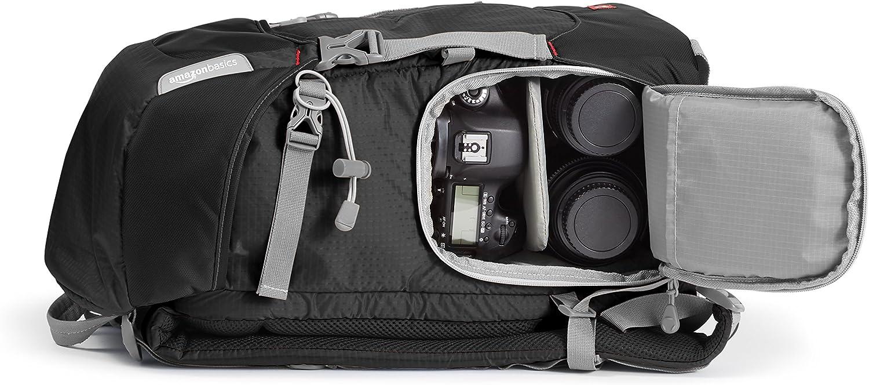 AmazonBasics - Mochila para cámara, para senderistas: Amazon.es ...