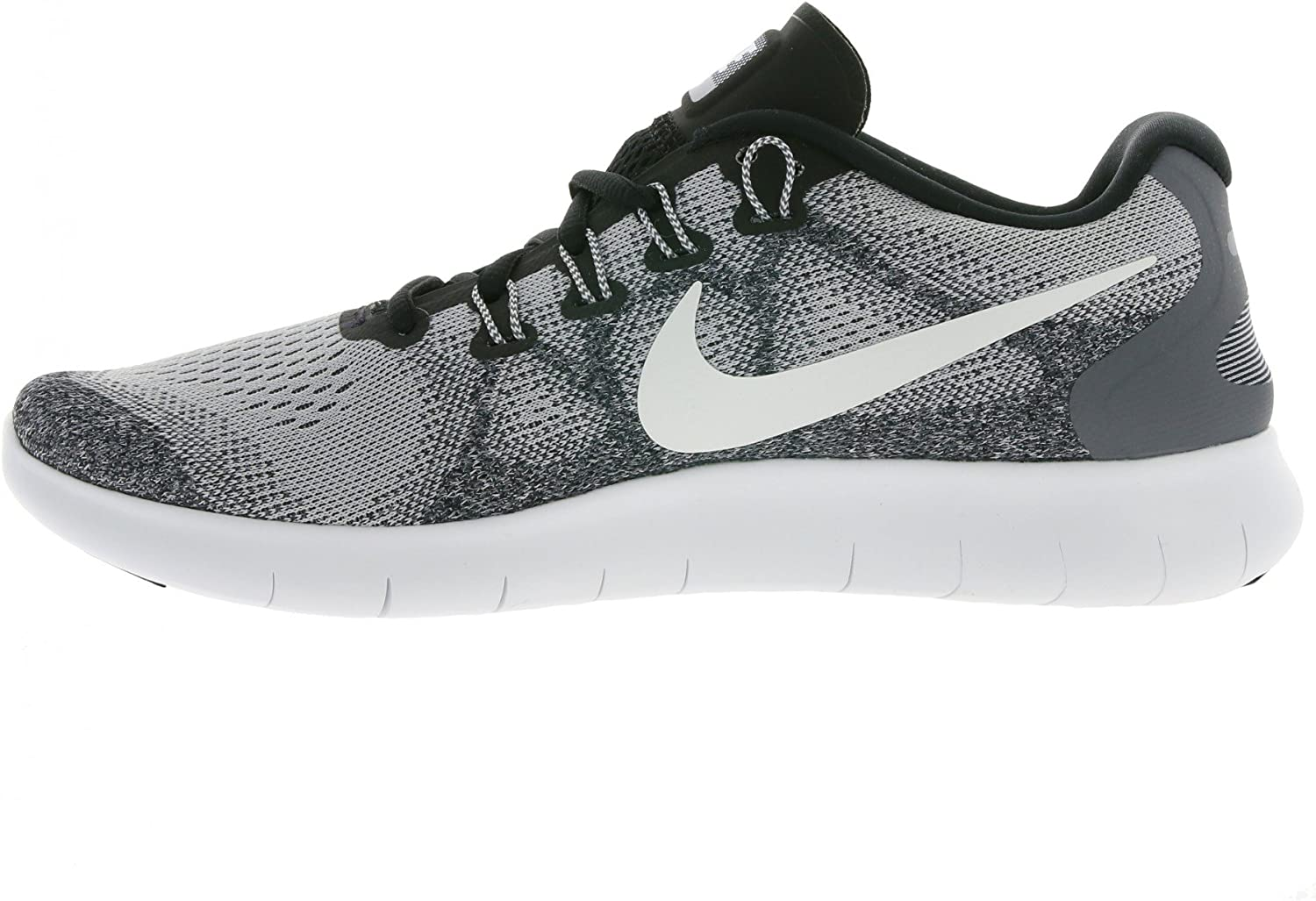 Nike Free Run 2017 Running Shoes Gray 880839 002 Taille 42 Amazon Co Uk Sports Outdoors