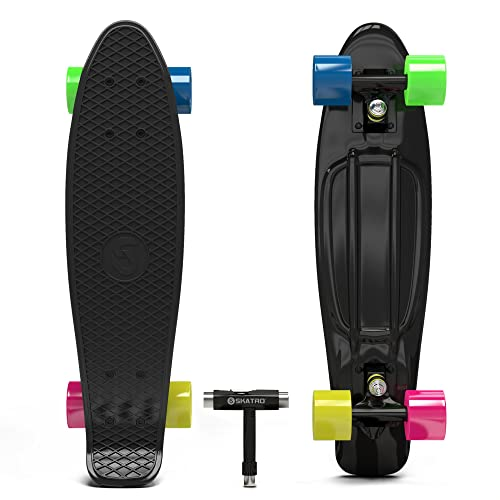 Skatro - Mini Cruiser Skateboard