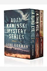 Adam Kaminski Mystery Series Books 1 - 3 Kindle Edition