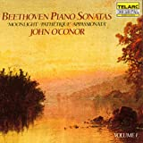 Beethoven: Piano Sonatas, Vol. 1 (Moonlight, Pathetique, Appassionata)