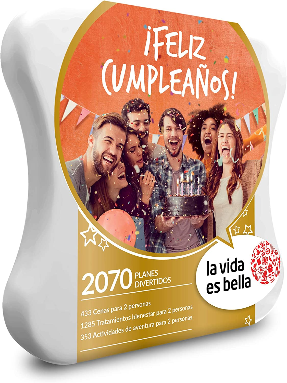 LA VIDA ES BELLA - Caja Regalo - LVB- ¡FELIZ CUMPLEAÑOS! - 2070 ...