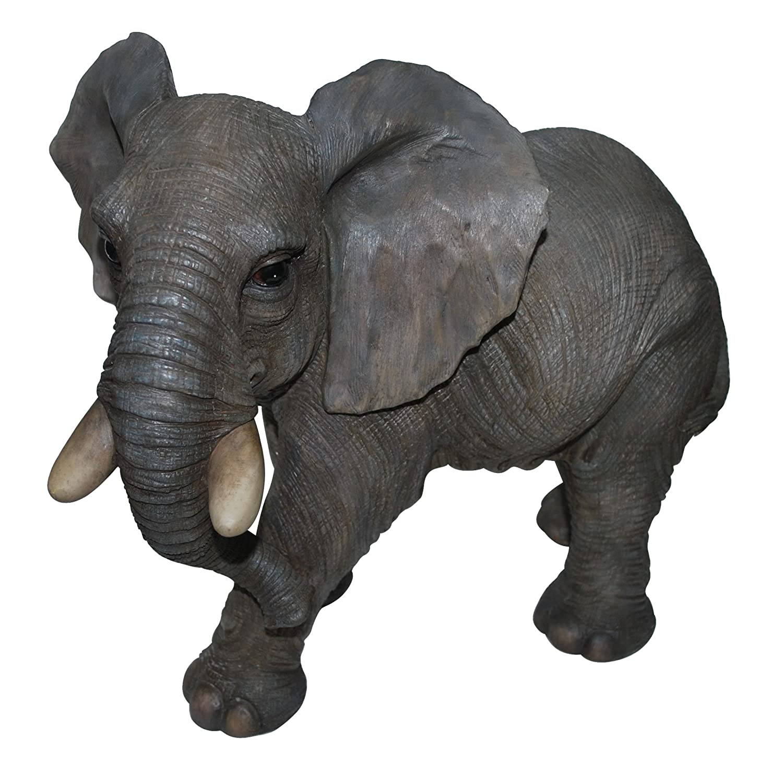 Large Garden Ornaments Sitting Granite Elephant Statue Amazon