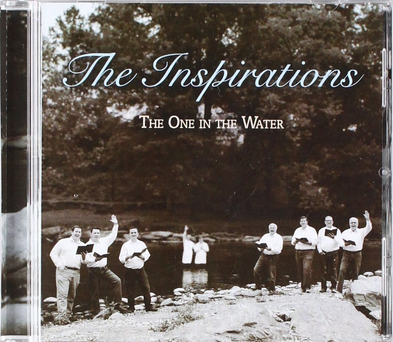 The Inspirations - The One In The Water (CD)