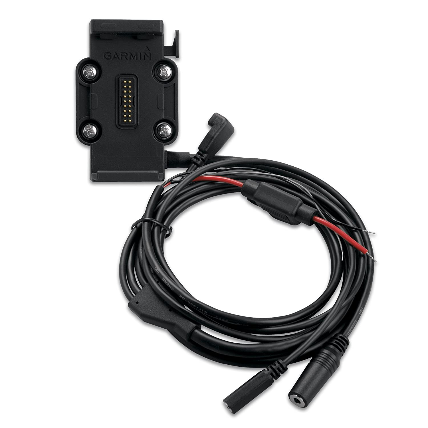 Amazon.com: Garmin 010-11270-03 Mount With Integrated Power Cable:  Electronics