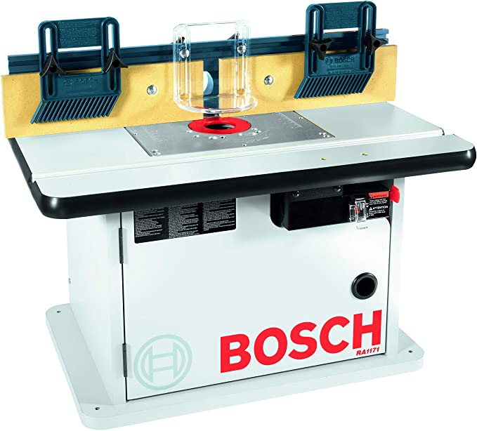 Bosch Cabinet Style Router Table RA1171 - Precision