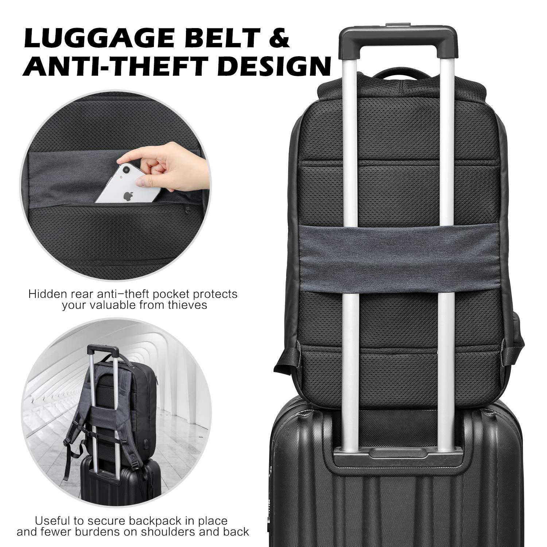 Shieldon Travel Laptop Backpack