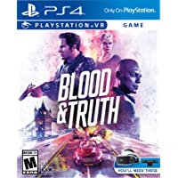 Deals on Blood and Truth PlayStation 4 VR