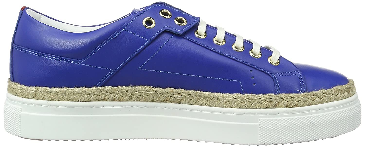 Medium 428 Blue Women/'s Sneakers Hugo Connie-R 10195754 01 41 EU 8 UK