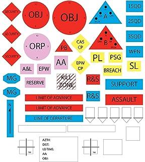 Patrolling Battle Drill Terrain Model Kit