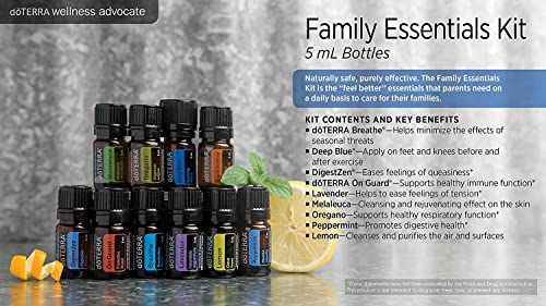 doTERRA Family Essential Kit