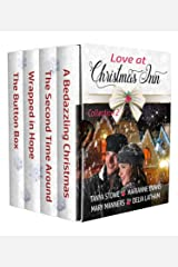 Love at Christmas Inn, Collection 2 Kindle Edition