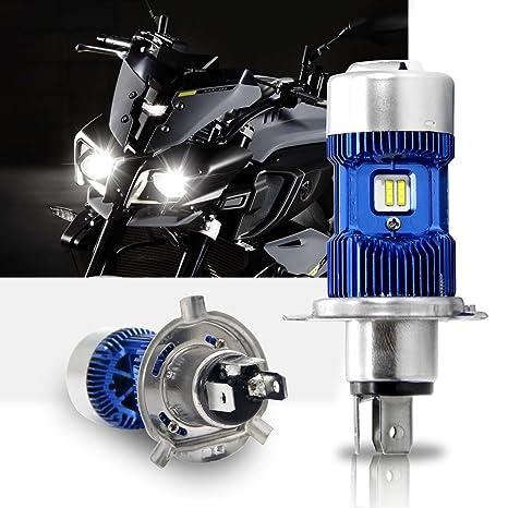 H4 Led faros de moto Kit- Win Power- H4 LED Bulbo Hi / Lo