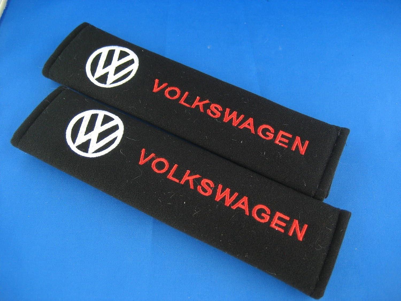 New Car Seat Belt Covers Shoulder Pads Pair for Select Brands (Dodge) Monsterjesus