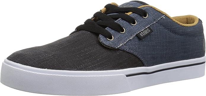 Etnies Jameson 2 Eco Sneakers Skateboardschuhe Grau/Blau Jeans