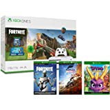 Xbox One S 1TB Fortnite Console + Forza Horizon 4 - Standard Edition + Spyro Trilogy Reignited - Xbox One [Edizione: Regno Unito]