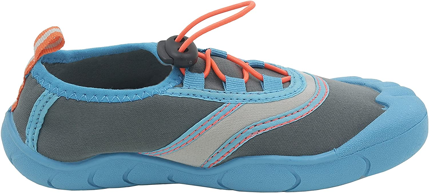 Gul Junior Aqua Shoe Beach Shoes 2020 Blue//Coral