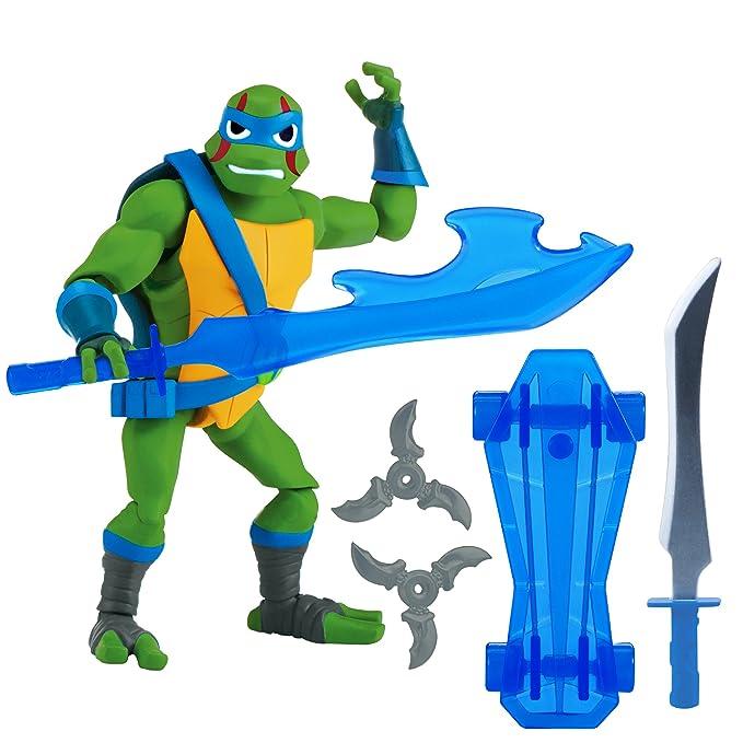 Teenage Mutant Ninja Turtles Rise of The Leonardo Action ...