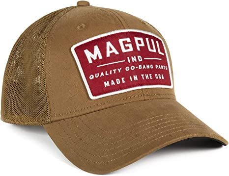 Magpul Go Bang Mid Corona Gorra algodón/poliéster - MAG784-251 ...
