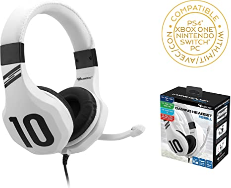 Subsonic - Auricular para juegos para PS4 / Xbox one/ PC / Switch ...
