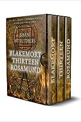 Psychic Surveys Companion Novels (Books One, Two & Three: Blakemort, Thirteen and Rosamund) Kindle Edition