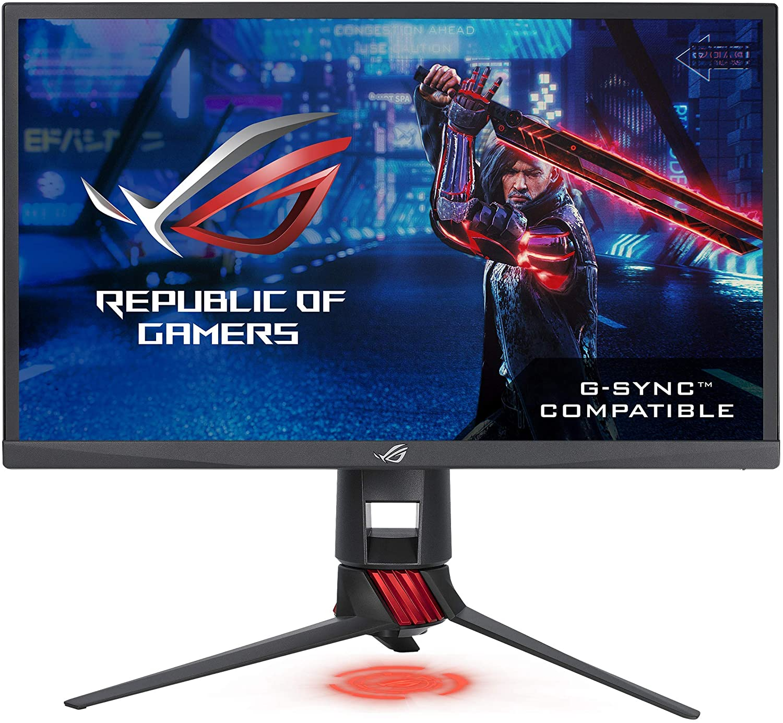 "ASUS ROG Strix XG9Q 9.9"" Gaming Monitor Full HD 9090P 9Hz 9ms Eye Care  G-Sync Compatible Adaptive Sync Esports with DP Dual HDMI"