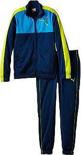 energetics Kinder Präsentationsanzug Trainingsanzug Divio Kinder & Jugend Dobrin blau schwarz