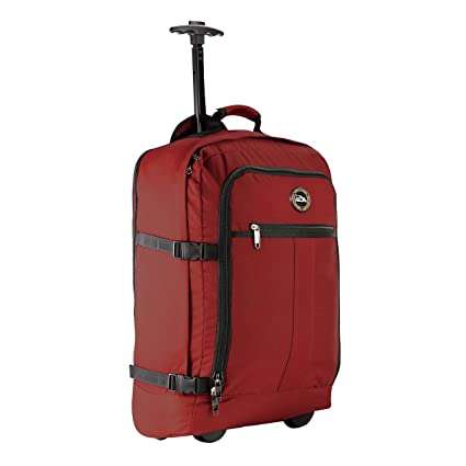 The CabinMax Lyon Carry On travel product recommended by Kate Sullivan on Lifney.