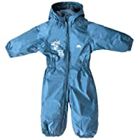 Trespass Kids' Waterproof Drip Drop Outdoor Rain Suit