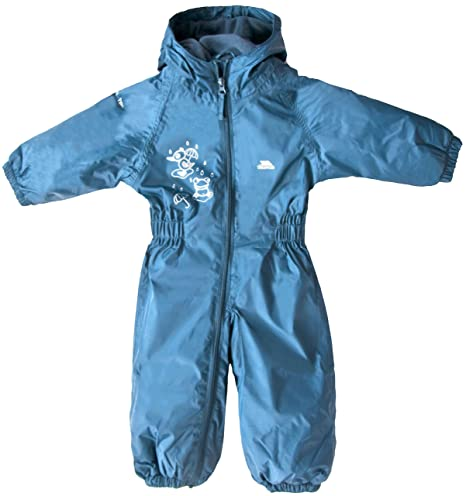 b6da02d47 Trespass Kids  Waterproof Drip Drop Outdoor Rain Suit  Amazon.co.uk ...