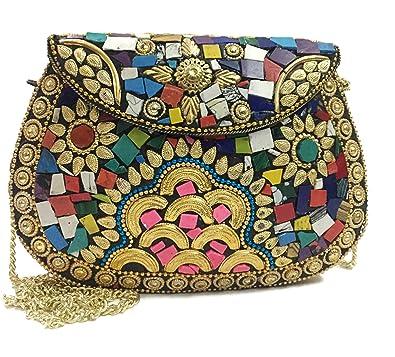 gauri Bolso monedero de la cartera para las mujeres