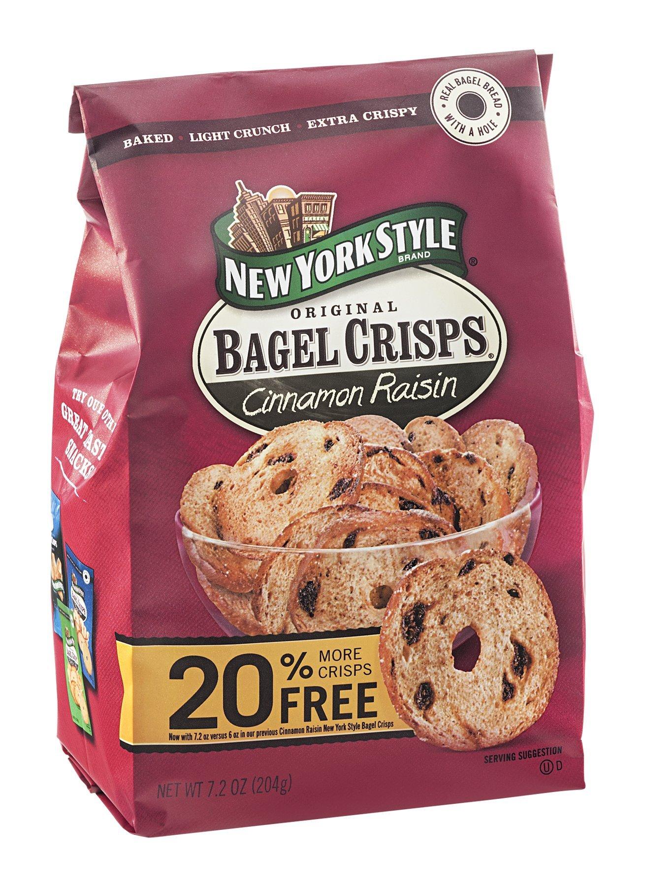 New York Style Bagel Crsp Cinn Raisin