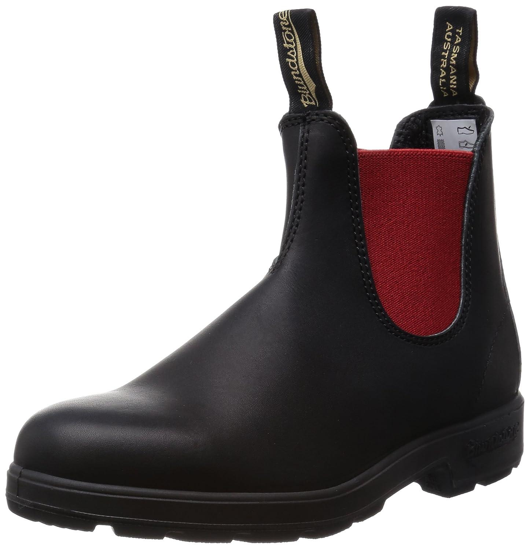 Schwarz(schwarz) Blaundstone Classic Comfort 550, Unisex-Erwachsene Kurzschaft Stiefel