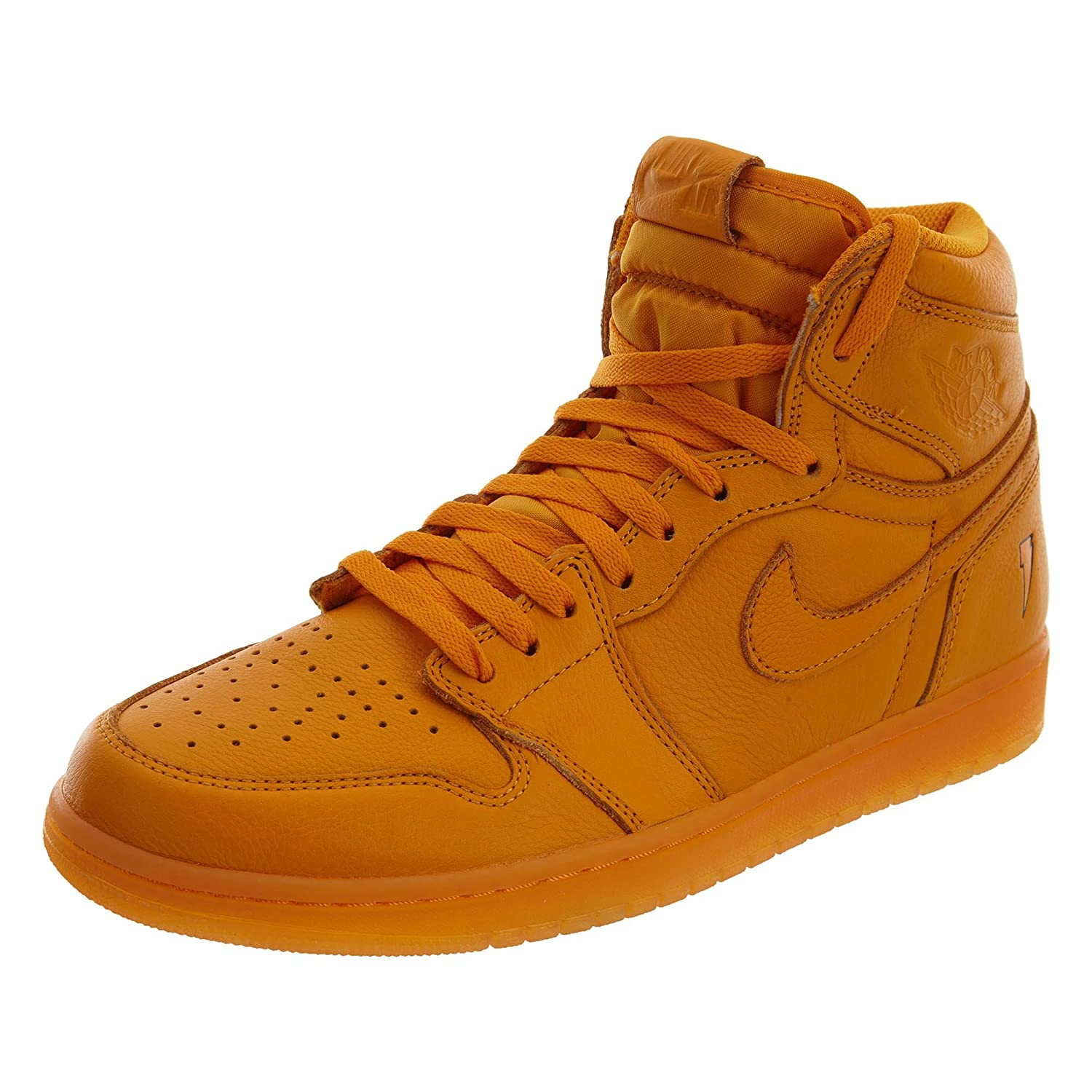 417782ca4f8 Amazon.com | Nike Air Jordan 1 Retro Hi Og Gatorade Orange Peel Mens |  Basketball